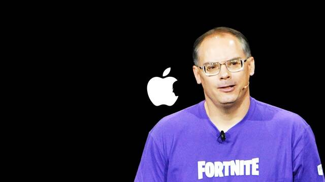 Tim Sweeney contra Apple