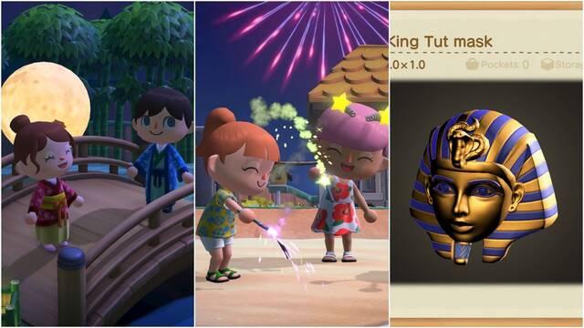 Animal Crossing: New Horizons esconde funciones en su nueva actualización.