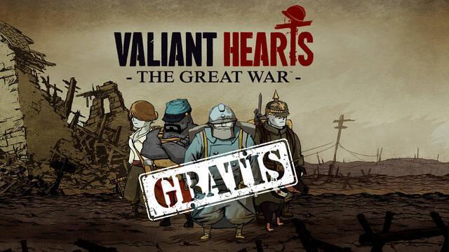 Valiant Hearts: The Great War gratis