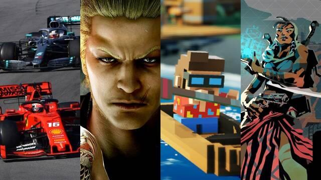 Nuevos juegos de Xbox Game Pass: F1 2019, Yakuza Kiwami 2, The Touryst y Nowhere Prophet.