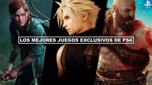 Los MEJORES juegos exclusivos de PS4 - ¡Imprescindibles! (2021)