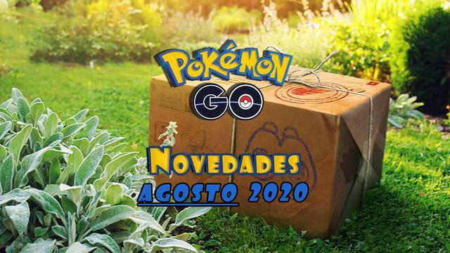 Pokémon Go anuncia sus novedades para agosto con Scraggy y ultradesbloqueo