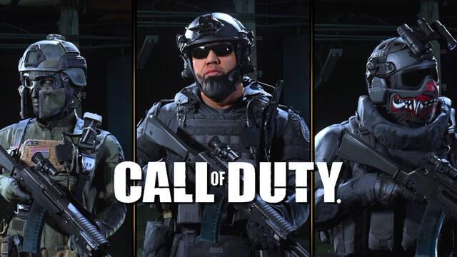 Call of Duty MW y Warzone Temporada 5: Nuevo tráiler de la facción Shadow Company