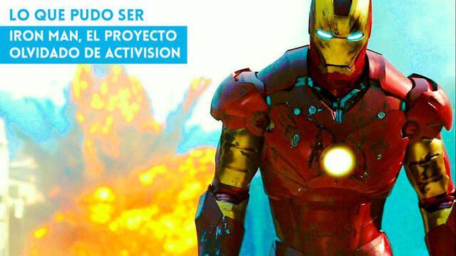 Iron Man, el proyecto olvidado de Activision