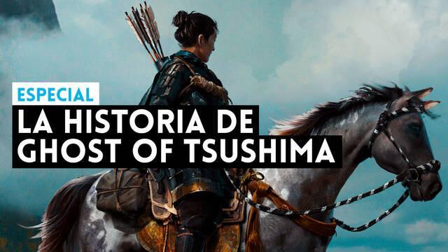 Ghost of Tsushima y su historia