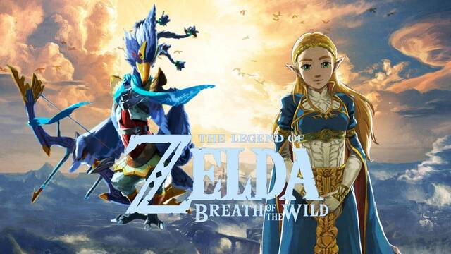 The Legend of Zelda: Breath of the Wild 2 estaría completo