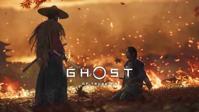 Ghost of Tsushima y su tamaño
