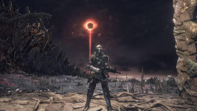 Dark Souls 3 con rifles de asalto