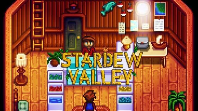 Stardew Valley recibe una nueva actualización
