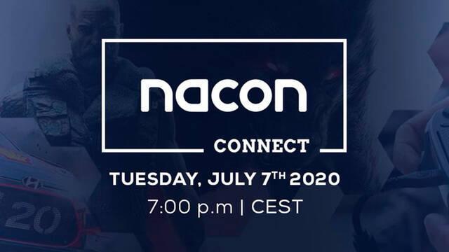 Nacon Connect con Test Drive y más