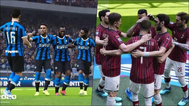 PES 2020 Inter Milan