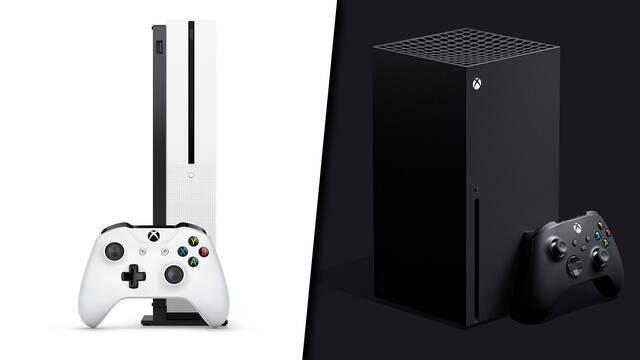 Actualización Xbox One a Xbox Series X gratuita