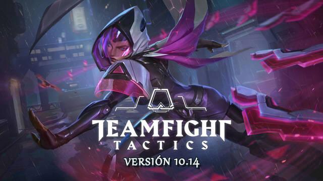 Teamfight Tactics v10.14: Cambios en sistemas y celebración del primer aniversario