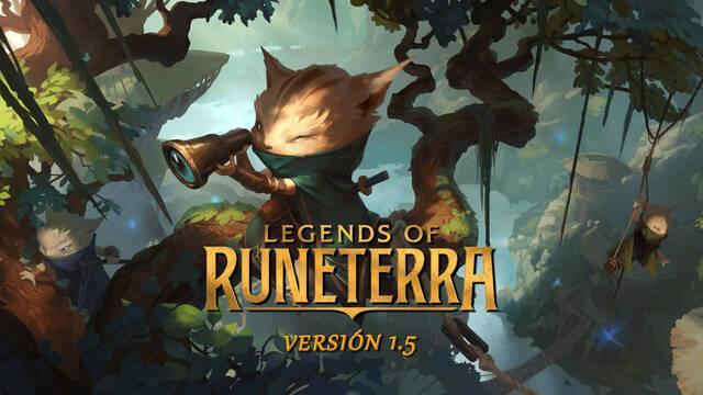 Legends of Runeterra: Ya disponible el nuevo modo Laboratorios