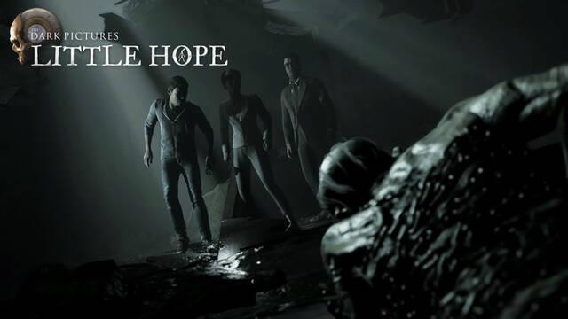 Little Hope Fecha de lanzamiento Tráiler PS4 PC Xbox One