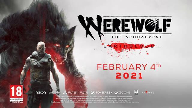 Werewolf: The Apocalypse - Earthblood para 2021 y añade PS5 y Xbox Series X