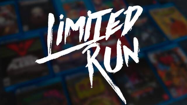 Limited Run Games lanzamientos 2020