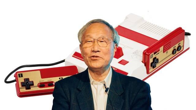 Famicom y su diseño basado en una bufanda