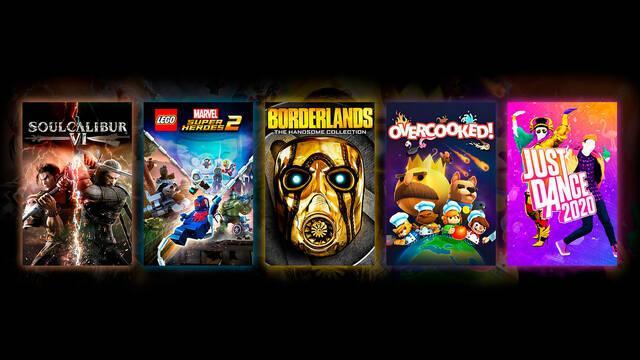 Xbox Store ofertas descuentos rebajas en cooperativo y versus