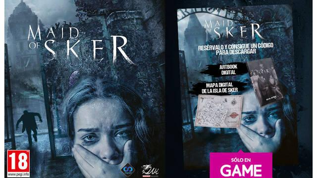 Maid of Sker y su reserva en GAME