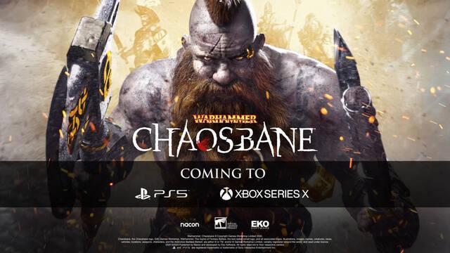 Warhammer: Chaosbane para PS5 y Xbox Series X
