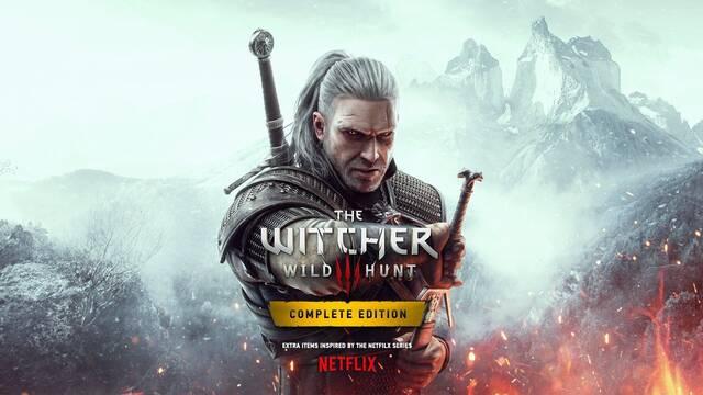 The Witcher 3 incluirá contenidos de la serie de Netflix en PS5, Xbox Series y PC