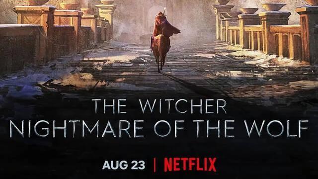 The Witcher: Nightmare of the Wolf se estrenará el 23 de agosto en Netflix