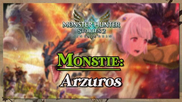 Arzuros en Monster Hunter Stories 2: cómo cazarlo y recompensas