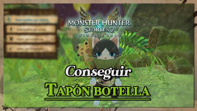 Cómo conseguir tapones de botella en Monster Hunter Stories 2 y farmearlos