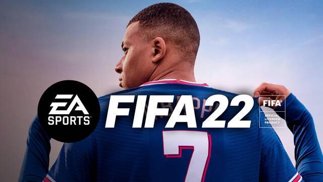 FIFA 22 primer tráiler con tecnología IA