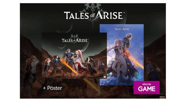 Tales of Arise en GAME