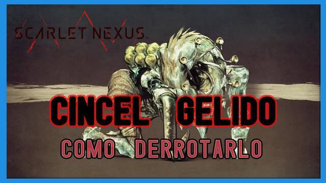 Cincel gélido en Scarlet Nexus: cómo derrotarlo, tips y estrategias