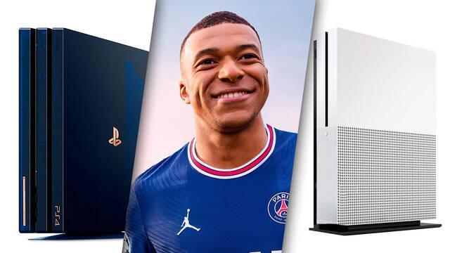 FIFA 22 sin actualización gratuita a PS5 y Xbox Series