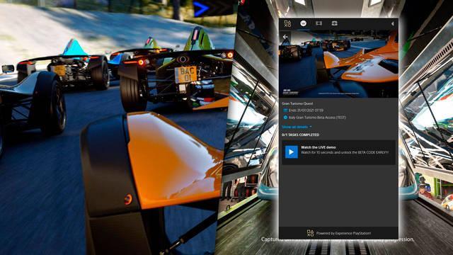 Gran Turismo 7 beta en PS5