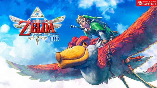 Zelda Skyward Sword HD incluirá cámara libre, una de sus mayores novedades