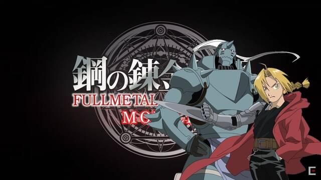 Anunciado Fullmetal Alchemist Mobile para dispositivos móviles