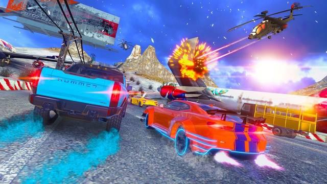 Cruis'n Blast debuta en septiembre en Switch