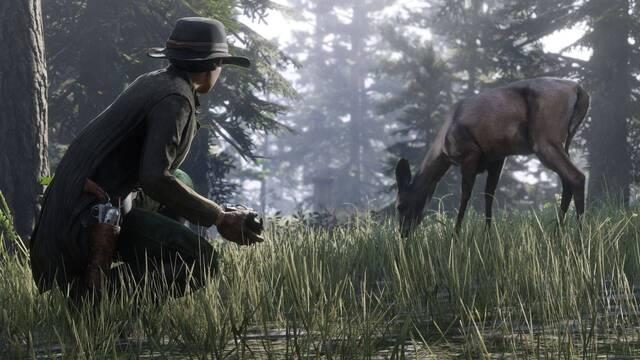 Red Dead Redemption 2 enseña sobre la vida salvaje