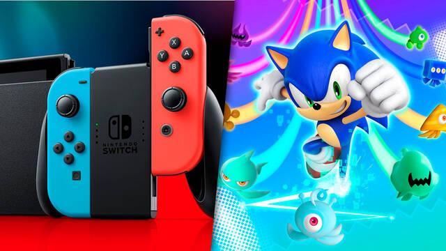 Sonic Colours: Ultimate a 30 fps en Nintendo Switch