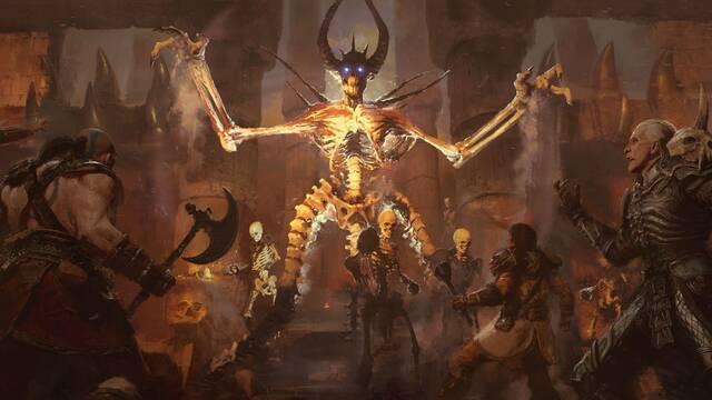 Diablo 2: Resurrected y sus mejoras de calidad de vida