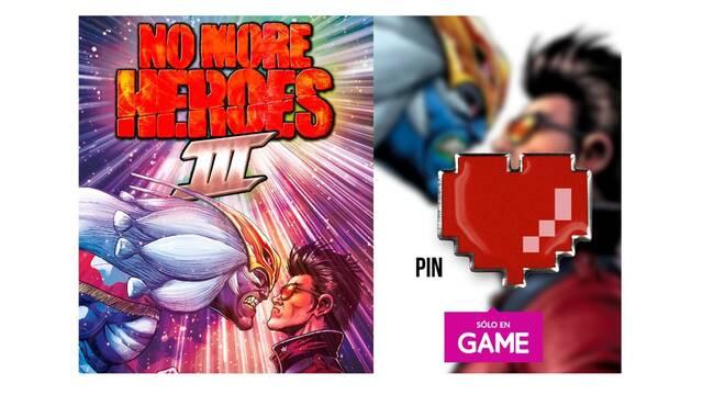 No More Heroes 3 en GAME