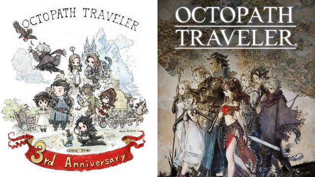 Octopath Traveler 2 secuela
