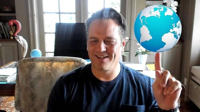 Phil Spencer y sus planes de comprar estudios en todo el mundo