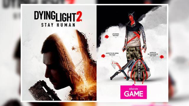 Dying Light 2 reserva en GAME con DLC exclusivo