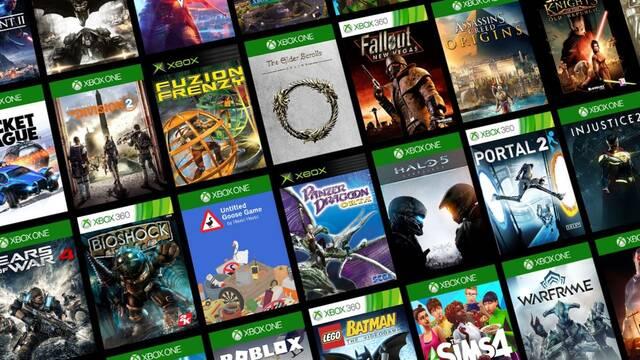 Xbox retrocompatibilidad preservación