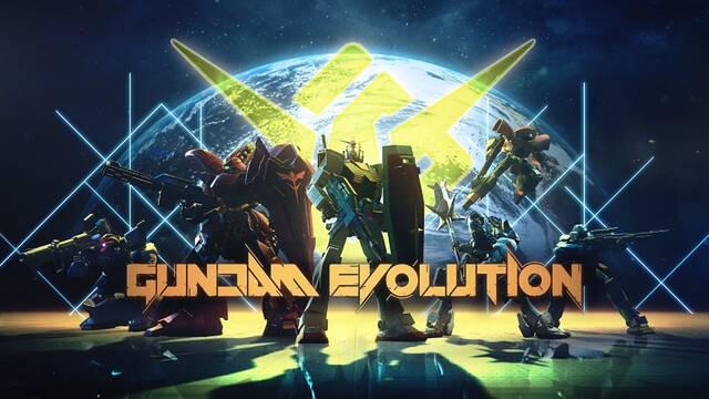 Gundam Evolution hero shooter PC tráiler