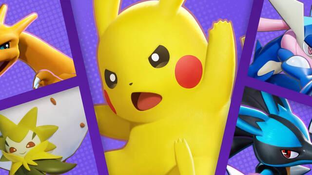 Pokémon Unite Fecha de lanzamiento Switch