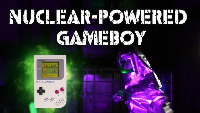 Crean una Game Boy que funciona a partir de energía nuclear y dura más de 100 años