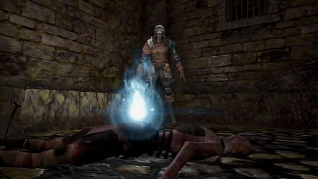 Dark Souls recibe un mod en el que las texturas se desplazan y hacen el título más desafiante