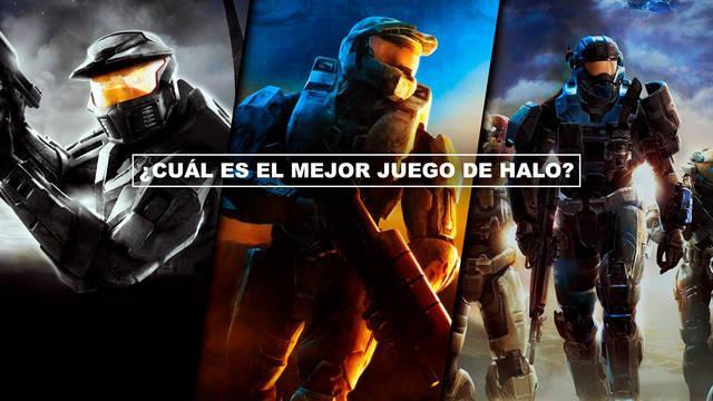 ¿Cuál es el mejor juego de Halo? - TOP 7